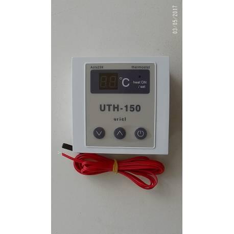 Накладной терморегулятор Uriel UTH-150