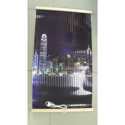 Гибкий инфракрасный обогреватель картина Гонгонг 400Вт