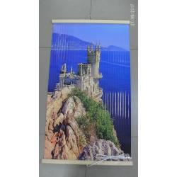 Гибкий инфракрасный обогреватель картина Ласточкино гнездо 400Вт