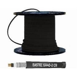 Саморегулирующийся нагревательный кабель EASTEC GR40-2CR