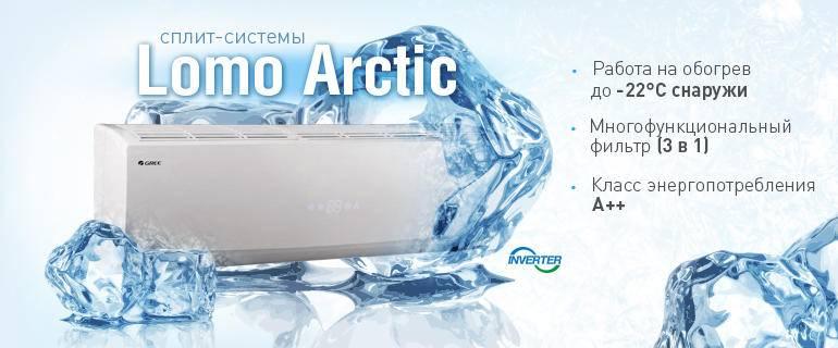 Gree Lomo Arctic